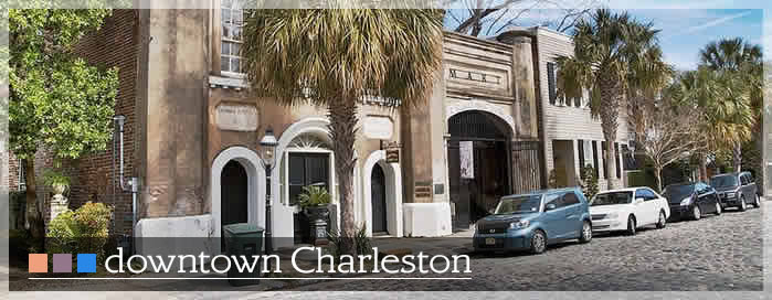 Downtown Charleston real estate